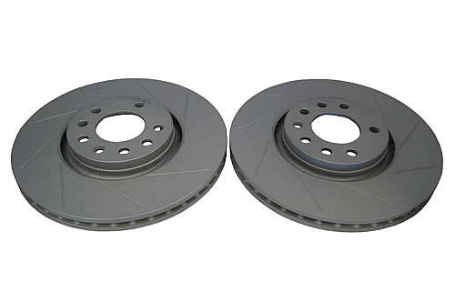 Genuine Front Brake Disc Pair, Saab 9-3 Viggen, 9-5 98-10 Item number: 105084769