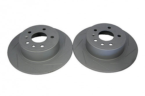 Rear Brake Disc Pair, Saab 9-3 Viggen Item number: 105084751