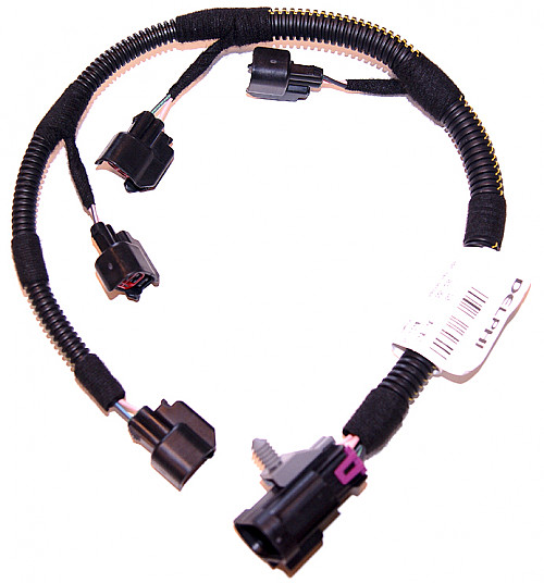 Injector wiring harness, Saab 9-3 II Item number: 1055560105