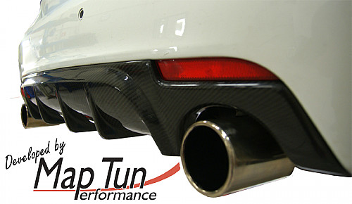 XT-Series Rear diffuser 9-3 2008- Item number: 18-93100
