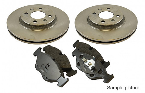 Rear Brake Disc  Item number: 96-BKIT24