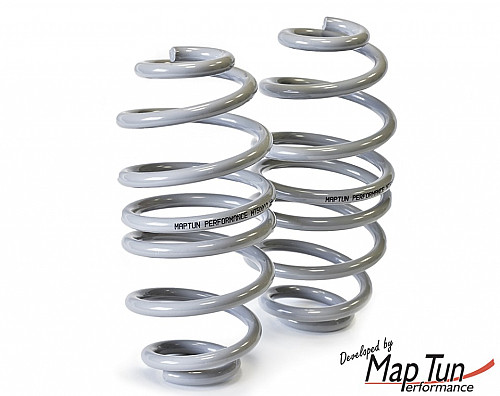 Maptun Performance Lowering Springs, Saab 9-3 II estate/conv. 35mm (Diesel, V6) Item number: 24-10096