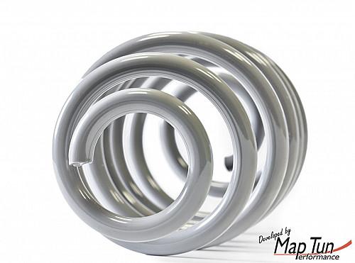 MapTun 35 mm-es ültetőrugó szett, SAAB 9-3 szedán dízel és V6 Cikkszám: 24-10094