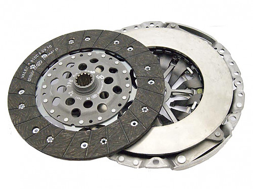 Clutch Kit, Saab 9-3 II 2.8 V6 Aero (1.8t & 2.0t 6-speed) Item number: 1093189384