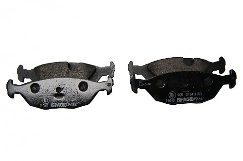 Rear Brake Pads, Saab 900/9000 Item number: 05-PT1040