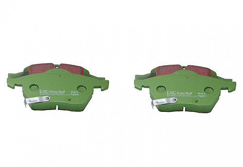 EBC Green Stuff Brake pads front, Saab NG900 97-98/9-3/9-5 Item number: 29-DP21187