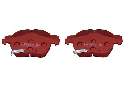 Front Brake Pads Redstuff, EBC Saab NG900, 9-3 & 9-5 Item number: 29-DP31187