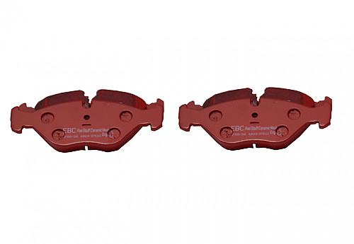 Front Brake Pads Redstuff, EBC Saab 9000 88-98 Item number: 29-DP3751