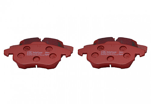 EBC Red Stuff Brake pads front, Saab 9-3 II 285 & 302mm disks Item number: 29-DP31414