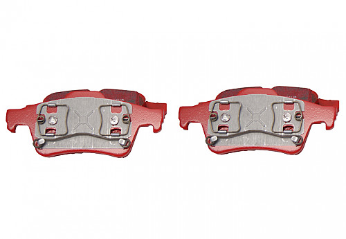 Rear Brake Pads Redstuff, EBC Saab 9-3 II Solid/Vented Disc Item number: 29-DP31354