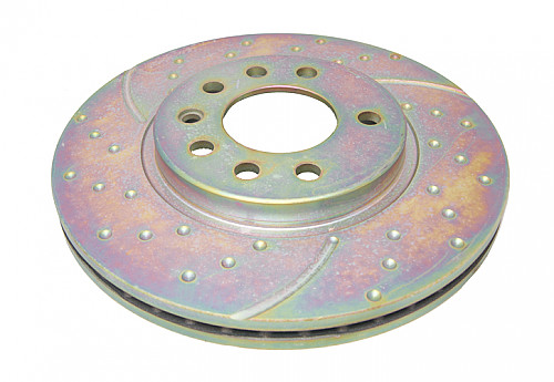 Front Brake Disc, EBC Saab 9000 89-98 Item number: 29-GD462