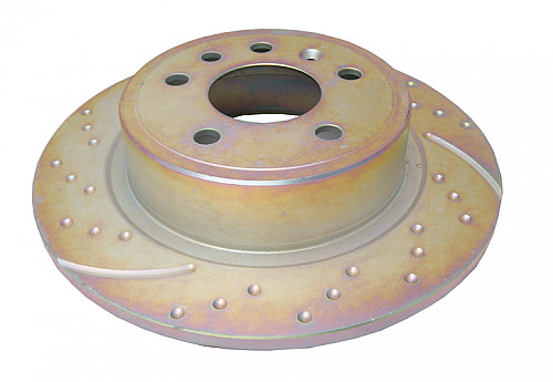 EBC Brake disc rear, 286mm, Saab 9-5 99-09 Item number: 29-GD1071