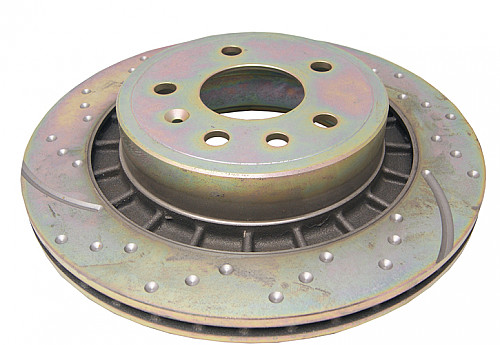 EBC Brake disc rear 300mm, Saab 9-5 Aero/V6 02-11 Item number: 29-GD1336