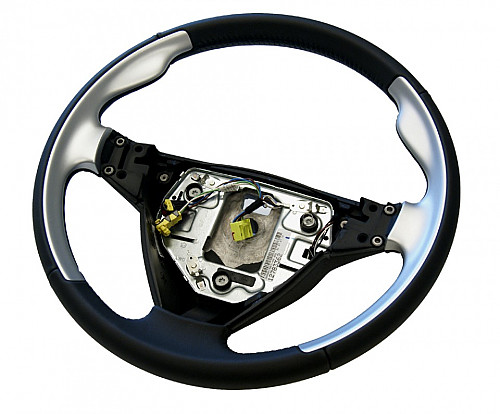 Steering wheel, Aero, Saab 9-3 2006- Item number: 1012783362