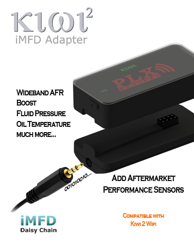 Kiwi 2 iMFD Adapter Item number: 88-202