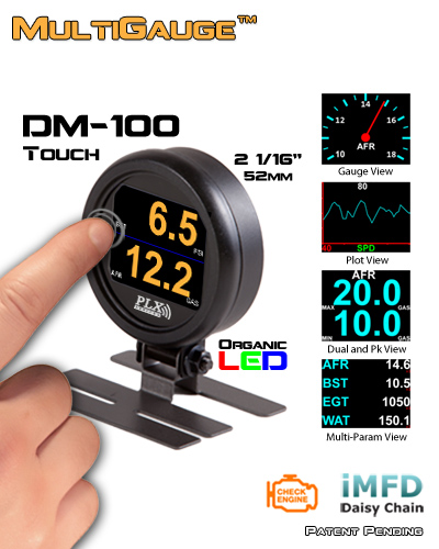 DM-100 OBDII Touch Item number: 88-106