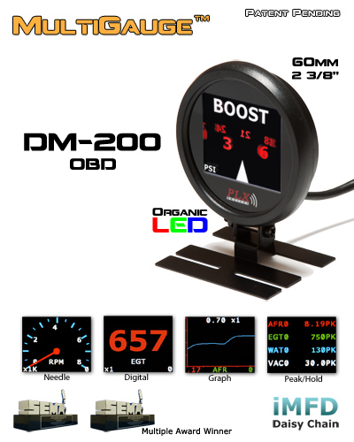 DM-200 OBDII Item number: 88-107