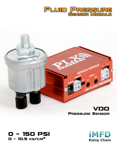 PLX olajnyomás jeladó és érzékelő Cikkszám: 88-303