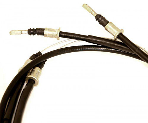 Handbrake Cable (Pair), Saab NG900 & 9-3 Item number: 09-303104