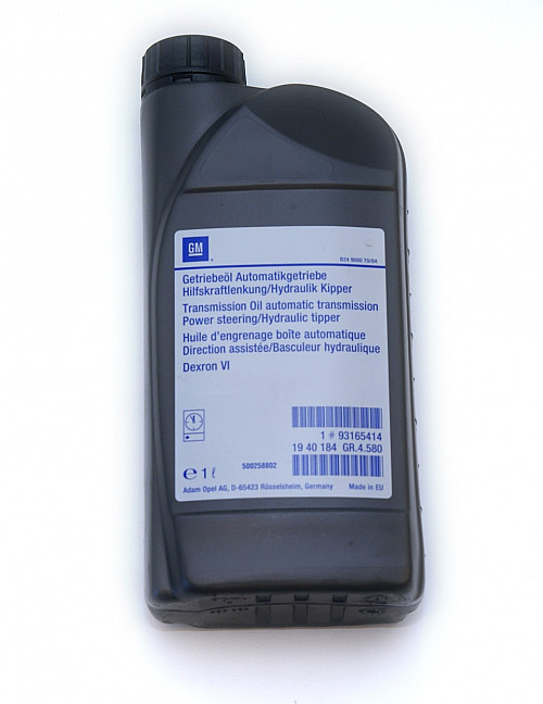Transmissions fluid, automatic, 1 litre, 1998-2001 Item number: 1093165414