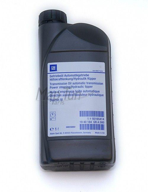 SAAB váltómű-olaj automata váltóhoz, SAAB 2002-2010 Cikkszám: 1093160393