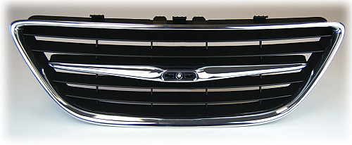 Centre Grille, Saab 9-3 II 03-07 Item number: 05-347998