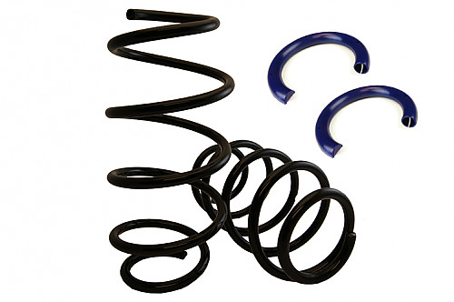 Front Suspension Springs (Pair), Saab 9-3 II B207 Item number: 24-30740-2