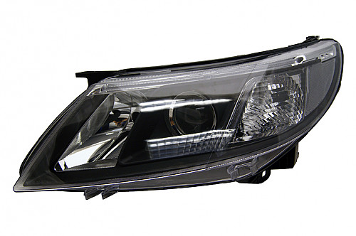 Left Head Lamp, Saab 9-3 II 08-12 Item number: 05-842041