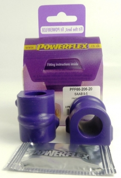 Bushing anti rollbar fron inner 20 mm (2Pcs) No:3 Item number: PFF66206-20