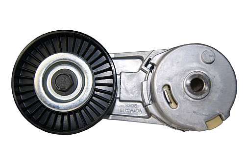 Belt tensioner & pulley, Saab 9-3 II 03-12 Item number: 1024430296