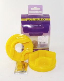 Engine mount bushing, lower front (yellow) Item number: PFF801220