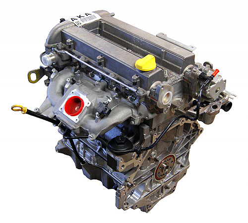 Engine B207E/L, Saab 9-3 II 03-09 Item number: 96-93186937