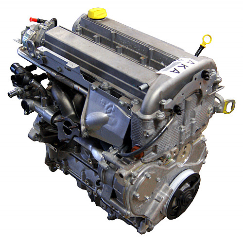 Engine B207E/L, Saab 9-3 II 03- Item number: 96-93186937