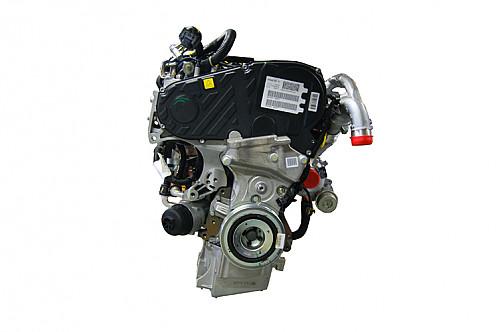 Komplett motor, SAAB 9-3 II TTiD, Z19DTR dízel Cikkszám: 1055213955