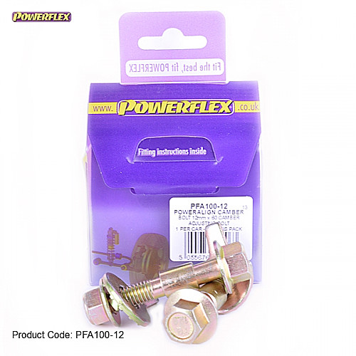 PowerAlign - Camber bolts Item number: PFA100-12