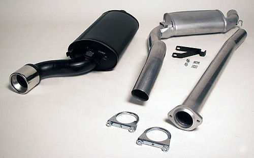 Maptun Complete Exhaust, Saab 9000 CS 1992-1998 Top Quality Item number: 04-12007H