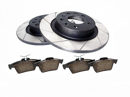 Maptun brakekit, rear, Saab 9-3 II, 278mm solid Item number: 66-30200