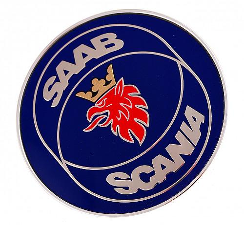 Hátsó SAAB embléma, SAAB 9000, 900NG Cikkszám: 104171856