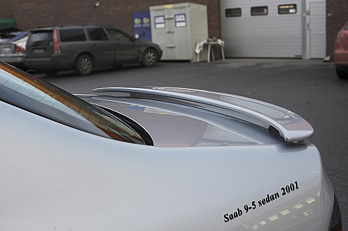 Heckspoiler - 9-5 Limousine - MJ 06-10 Artikel-Nr.: 4093185386