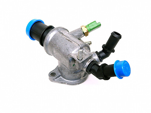 Thermostat Housing 9-3 05-10 / 9-5 1.9TiD 06-10 Item number: 1055203388