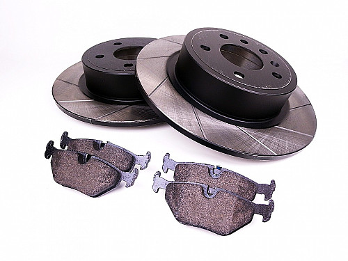 Maptun brakekit, rear, Saab 9-5, Solid Disc 99- Item number: 66-20201