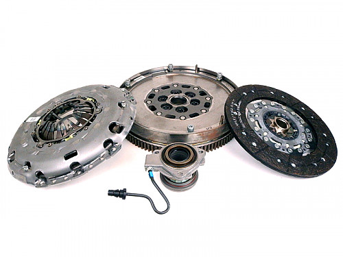 Dual Mass Flywheel & Clutch Kit, Saab 9-3 II 08-12 TTiD/TTiD4 Item number: 96-KKIT2