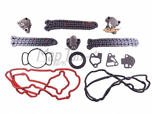 Timing Chain Kit Saab 9-3 -07 V6/Opel/Vauxhall Vectra 2.8T V6 -07 Item number: 01-126334500