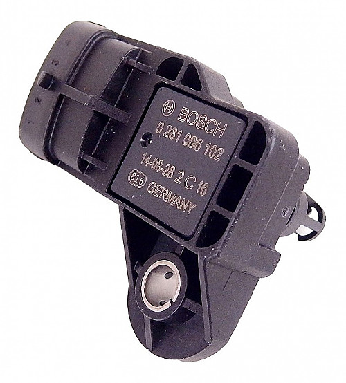 MAP Sensor, Saab 9-3 TTiD 2008- Item number: 01-55219299