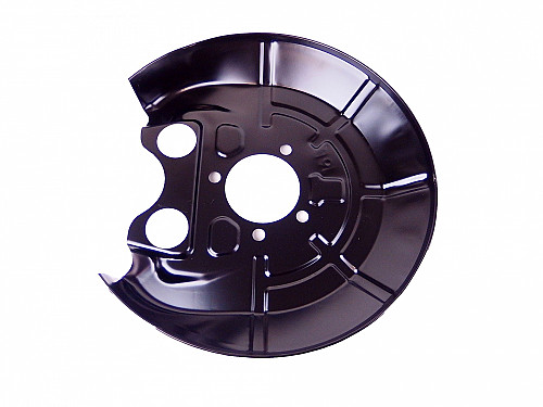 Rear Right Backing Plate, Saab 9-3 03- 292mm Item number: 1013168751