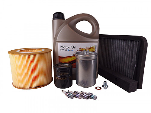 Service Kit, Saab 9-5 2.0t & 2.3t 98-04 Item number: 96-SERKIT1