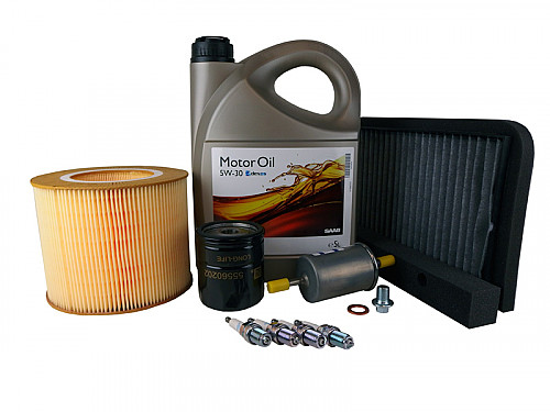 Service Kit, Saab 9-5 2.0t & 2.3t 05-10 Item number: 96-SERKIT9