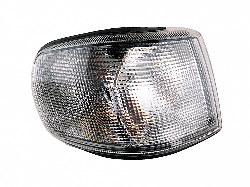 Front Left Corner Light, White, Saab 9000 1995-1998 Item number: 104521290-EM