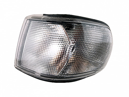 Front Right Corner Light, White, Saab 9000 1995-1998 Item number: 104521308-EM