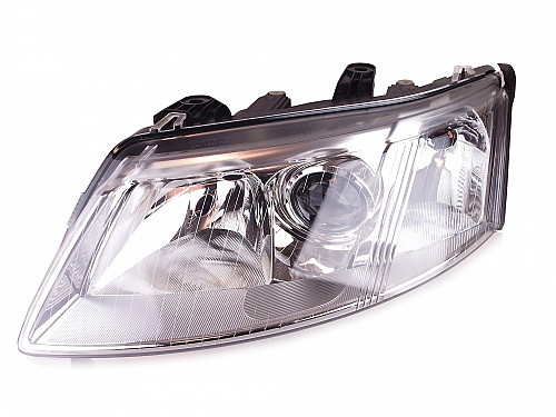 Left Head Lamp, Saab 9-3 II 03-07 Halogen Item number: 1012799346-EM